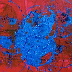 Metallic Blue Transfusion
